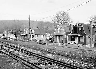 General Refractories Houses Mount Union PA 1990