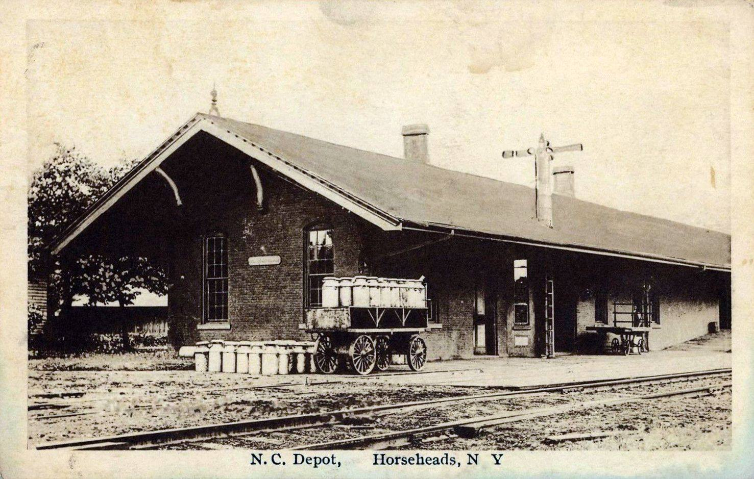 Horseheads Station