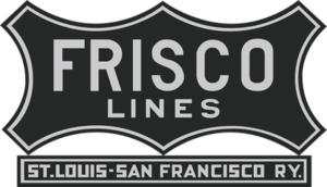 St. Louis and San Francisco Railway Logo October 1940