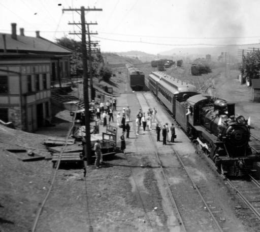 1938 excursion at lewistown