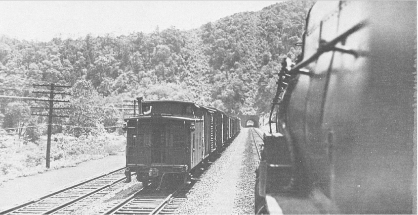Sprice Creek tunnel 1938