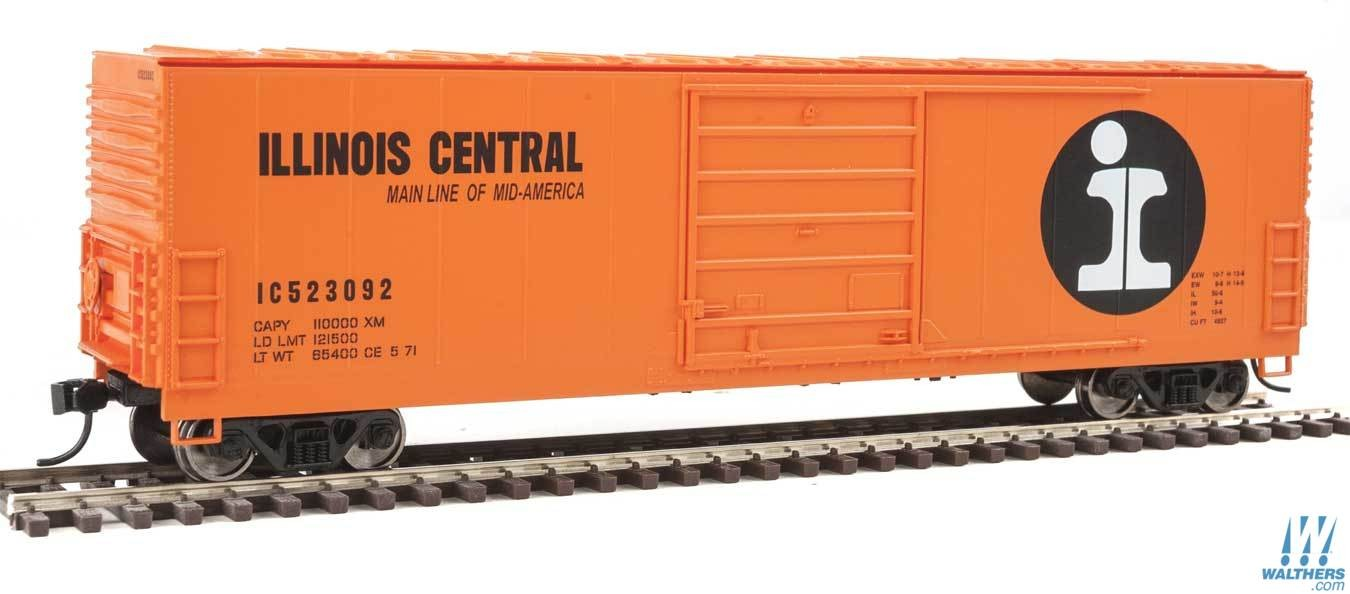 50 evans smooth side boxcar ready to run 910 1929 big