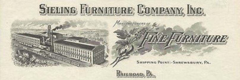 Shrews Sieling Furn 1925