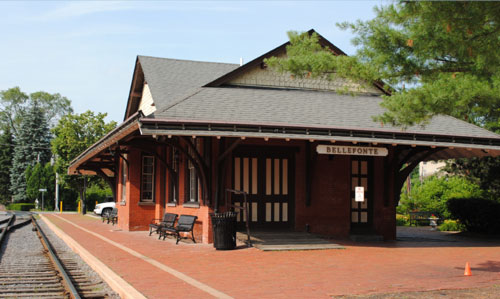 bellefonte train station