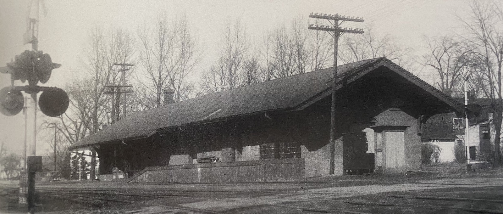 Horseheads Station 1950s