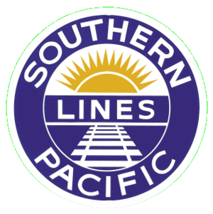 Southern Pacific Lines logo