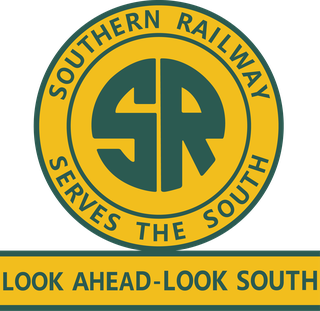 Southern Railway Logo February 1970