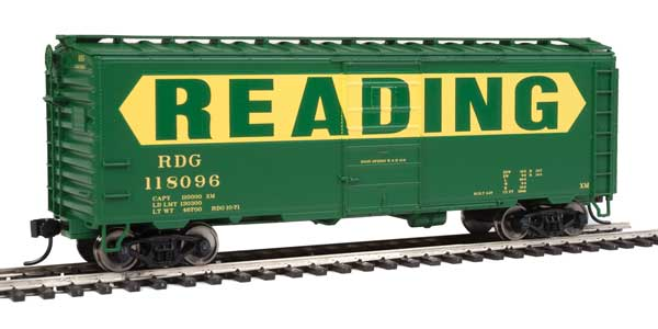 Walthers boxcar reading 118096