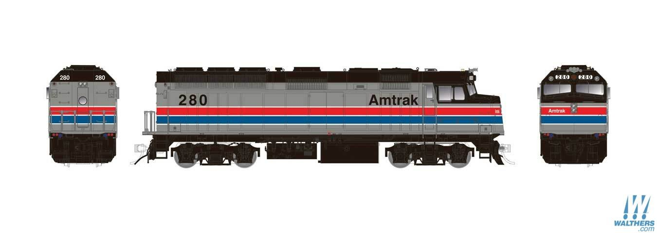 emd f40ph phase 2 standard dc 606 83100 big