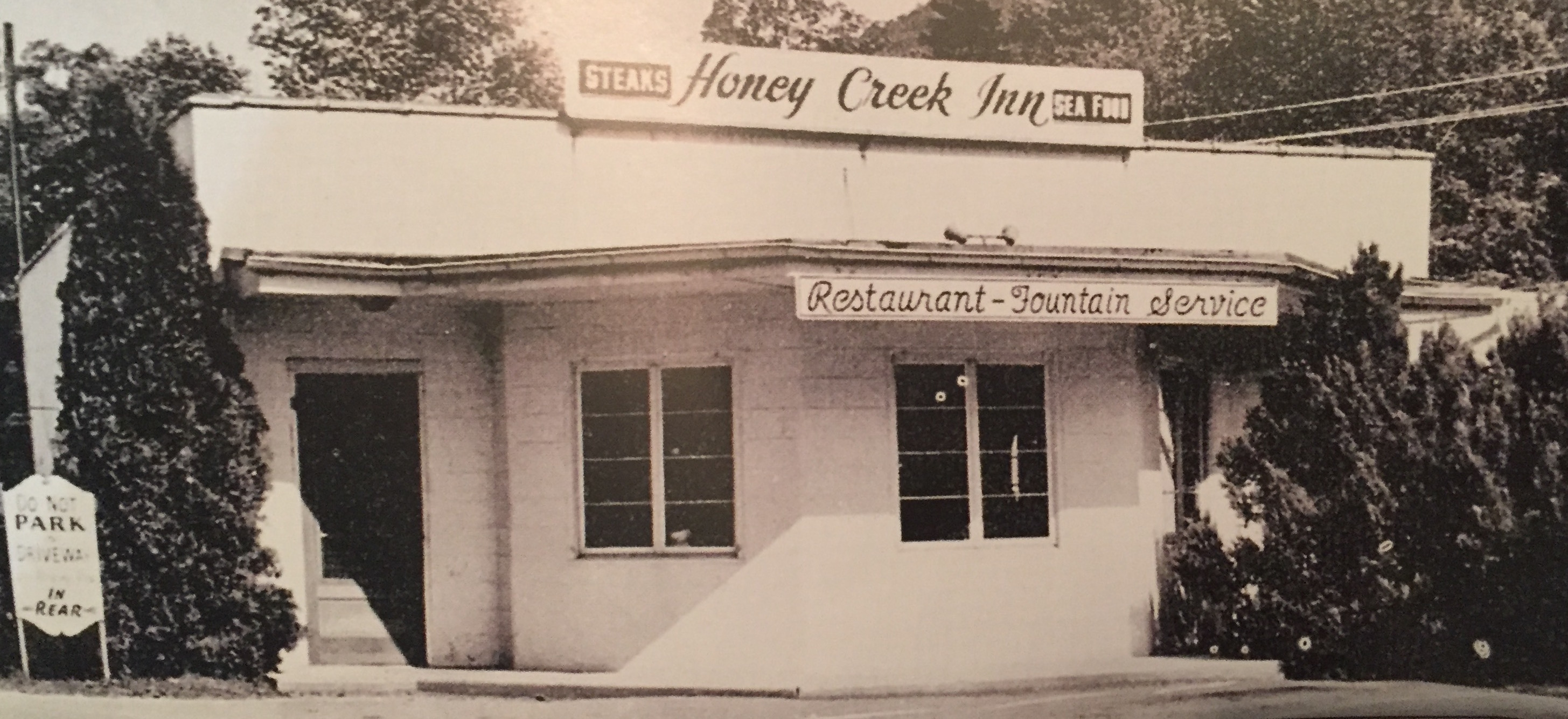honey creek inn 1950