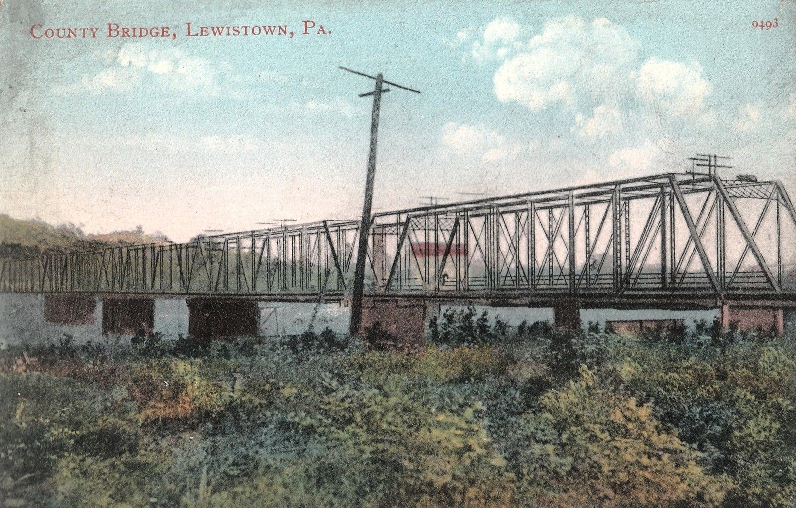 Early Lewistown Bridge2