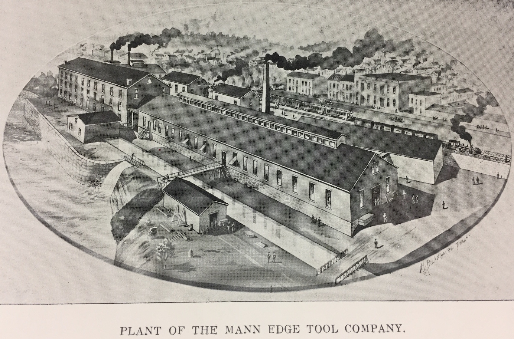 mann edge factory