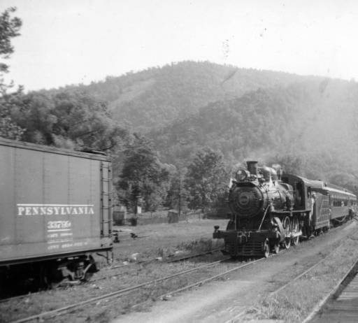 1938 excursion at reedsville